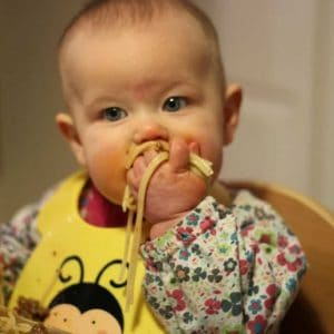 Baby led weaning discussion