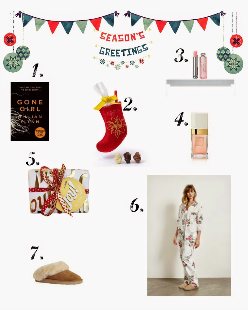 Stocking fillers for Her ideas