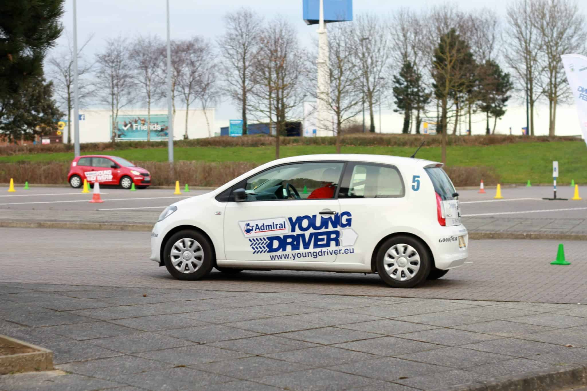 young driver-course
