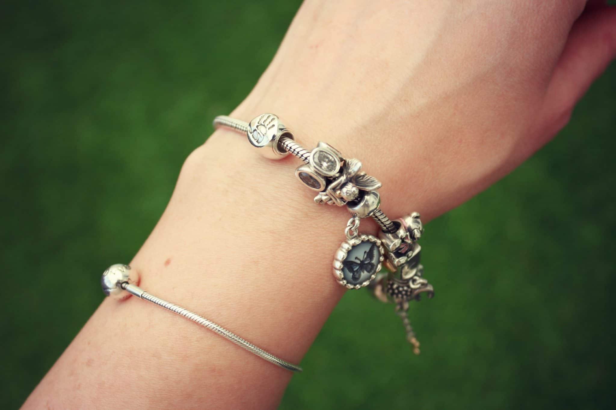 How To Put On A Pandora Bracelet