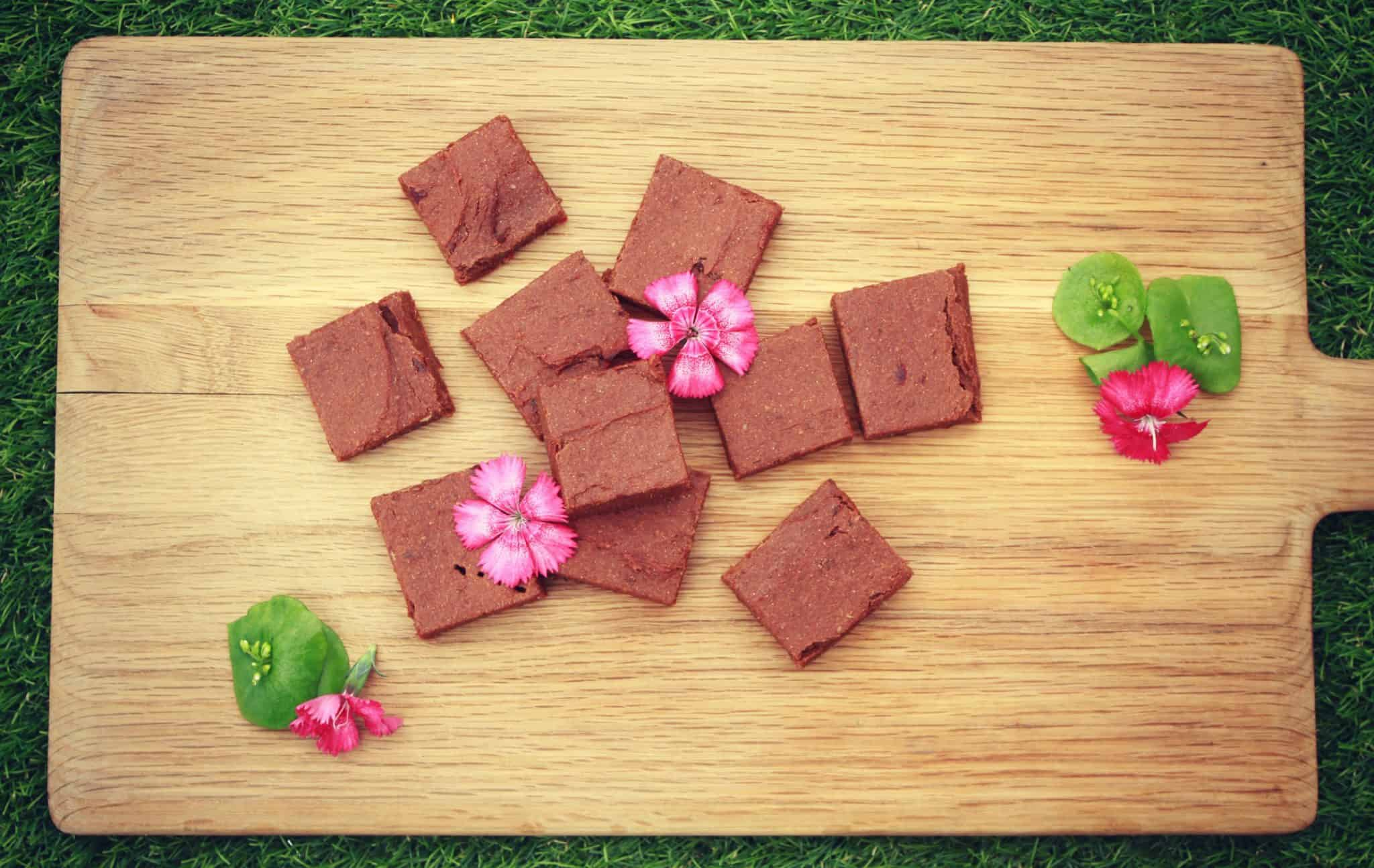 Delicioualy Ella's Sweet potato Brownies