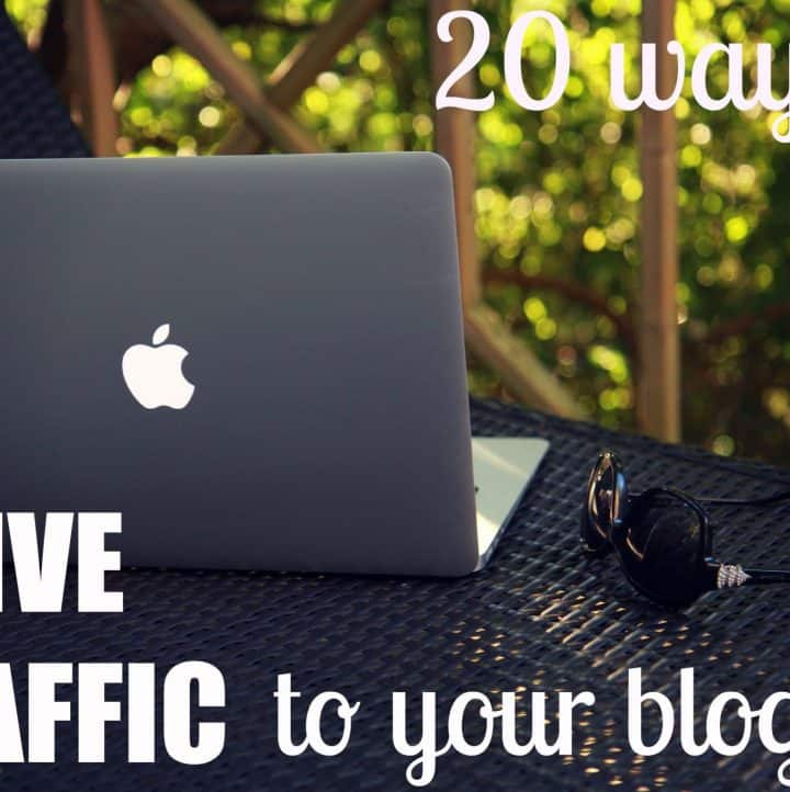 As bloggers our objective is to get our words read! We want an audience and we strive to increase traffic to our sites. In this article are 20 top tips to help drive traffic and build awareness and visibility of your blog.