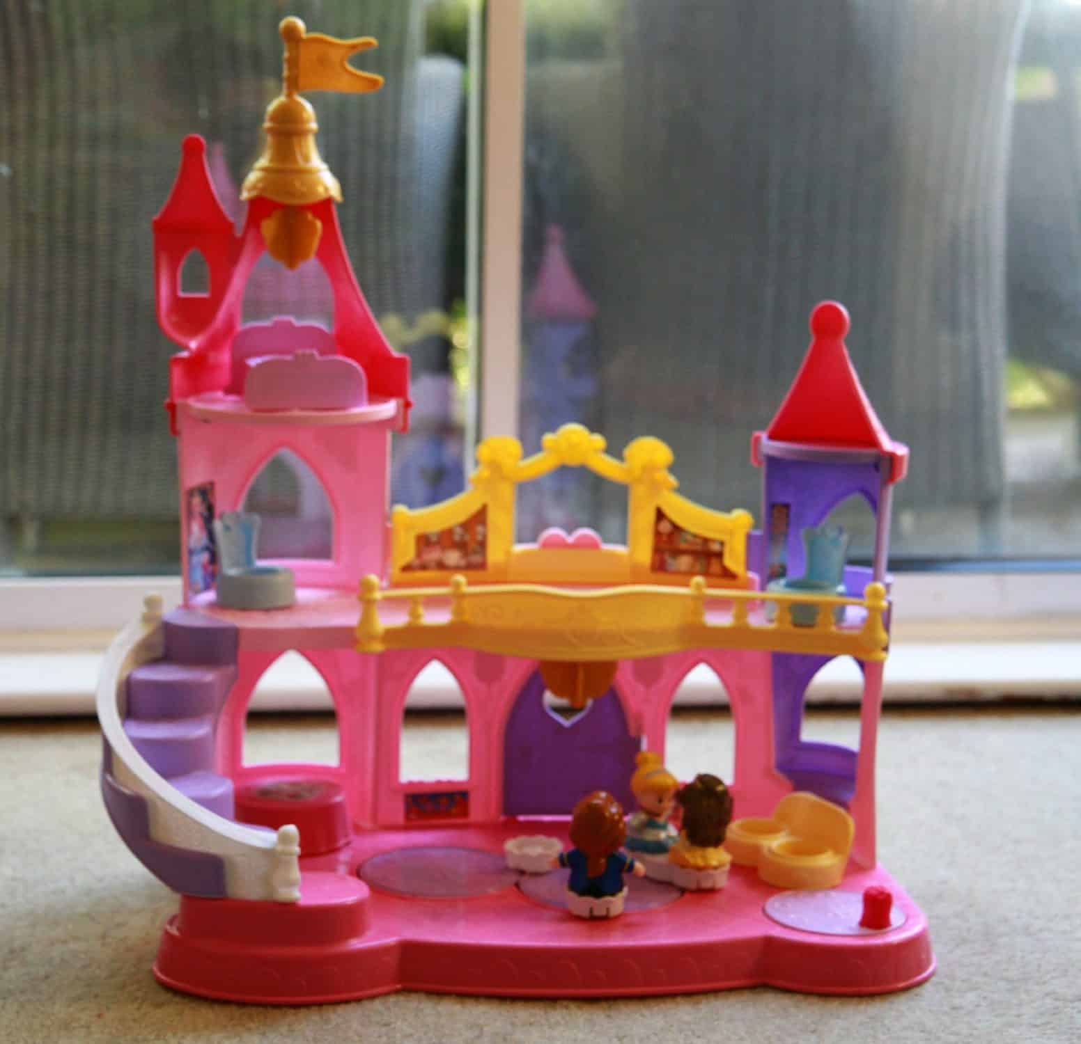 Fisher Price Disney castle