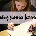 Preventing summer learning loss