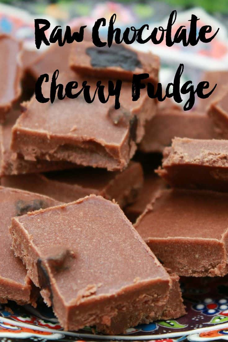 Rustle up a sweet treat in 5 mins. This is such a simple recipe and the fudge is divine. Made from all raw ingredients no cooking required!