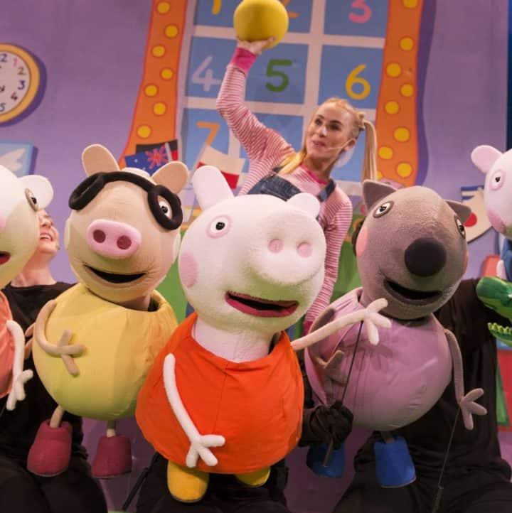 Peppa Pig live UK tour