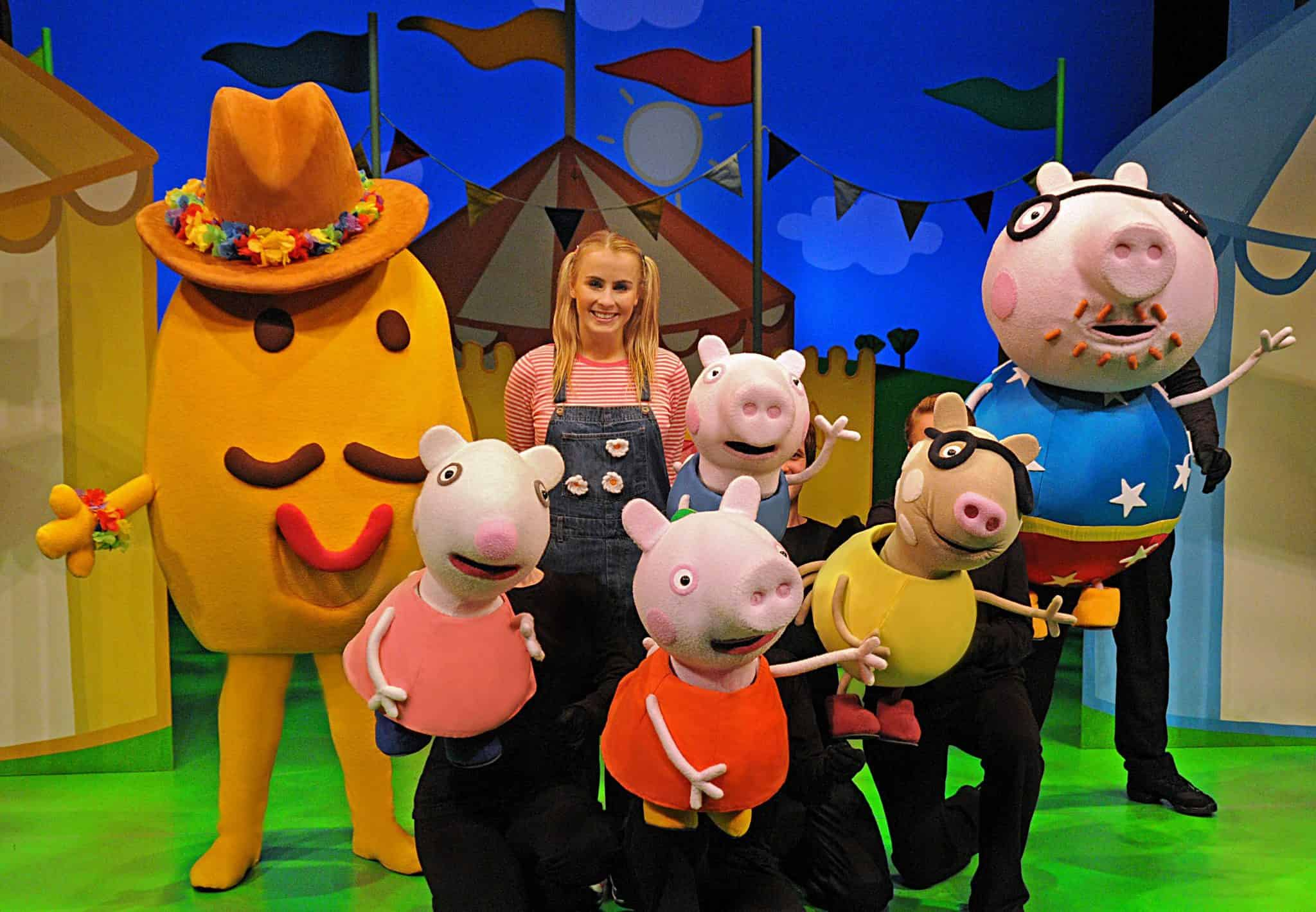 Peppa Pig's Surprise live UK tour