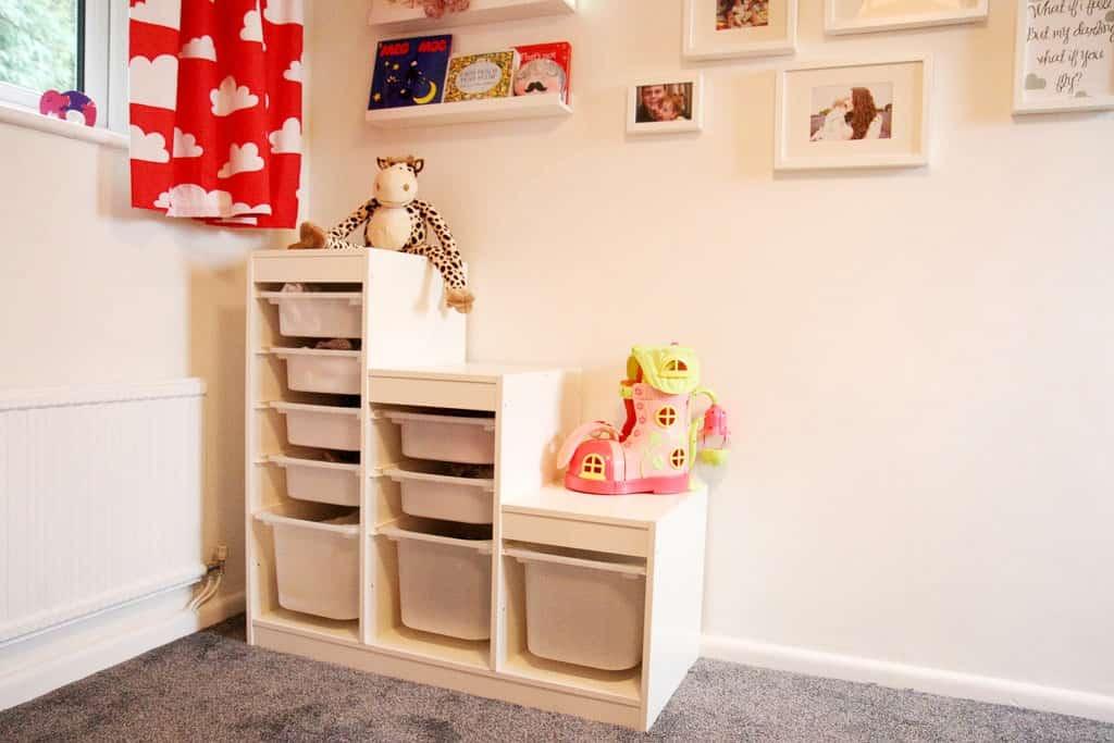 Ikea Trofast storage drawers