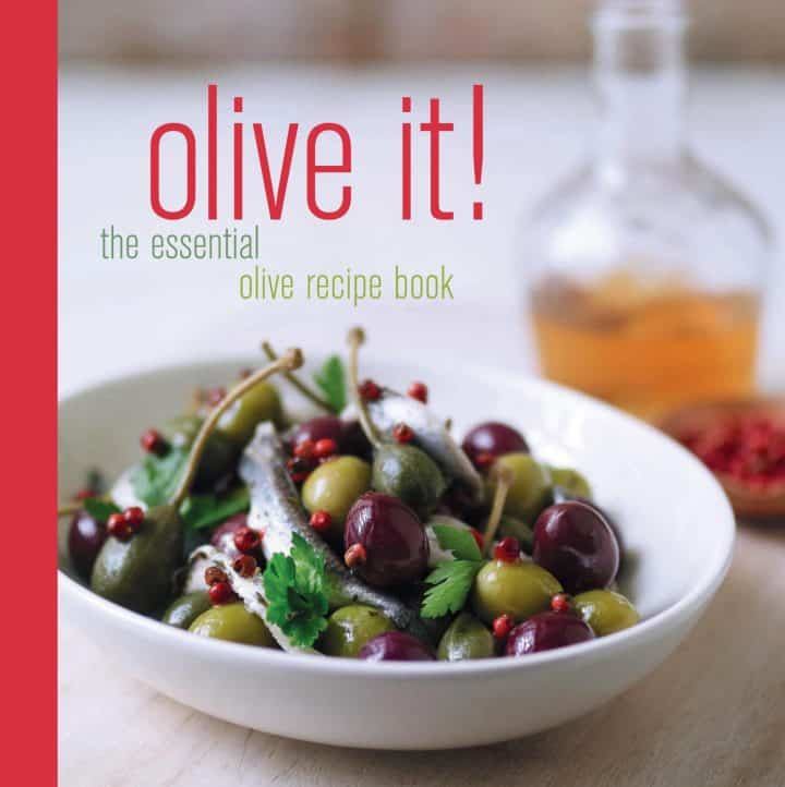 Olive it! cookbook giveaway