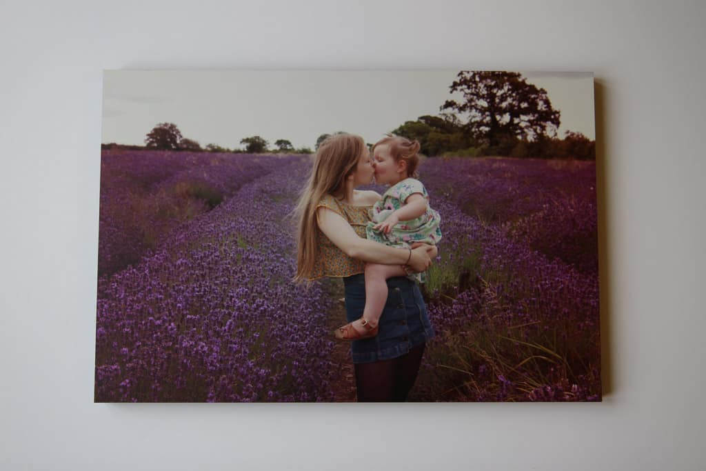 Print on wood by WhiteWall