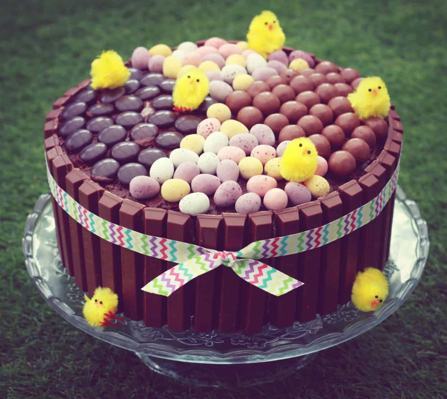 Chocolate Fudge Cake Showstopper For Easter