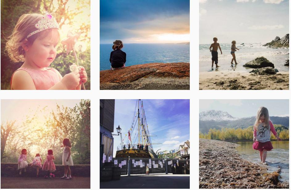 Instagram snapshot @mrandmrstplus3