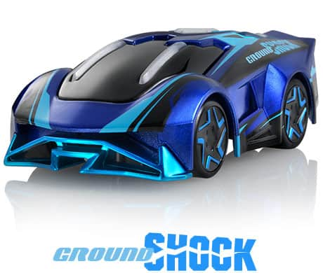 Groundshot car Anki overdrive