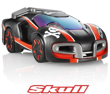 Skull car Anki Overdrive
