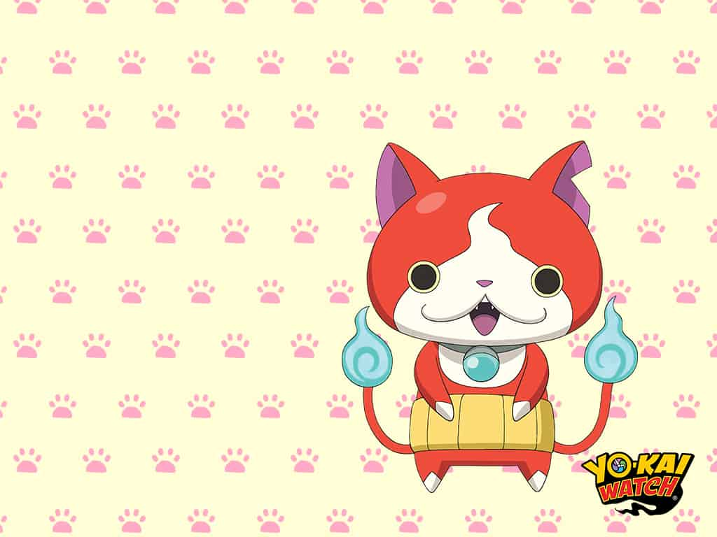Yo-kai watch Nintendo game character
