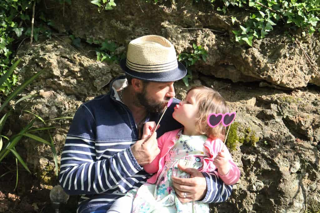 Focus on Dad with Photobox