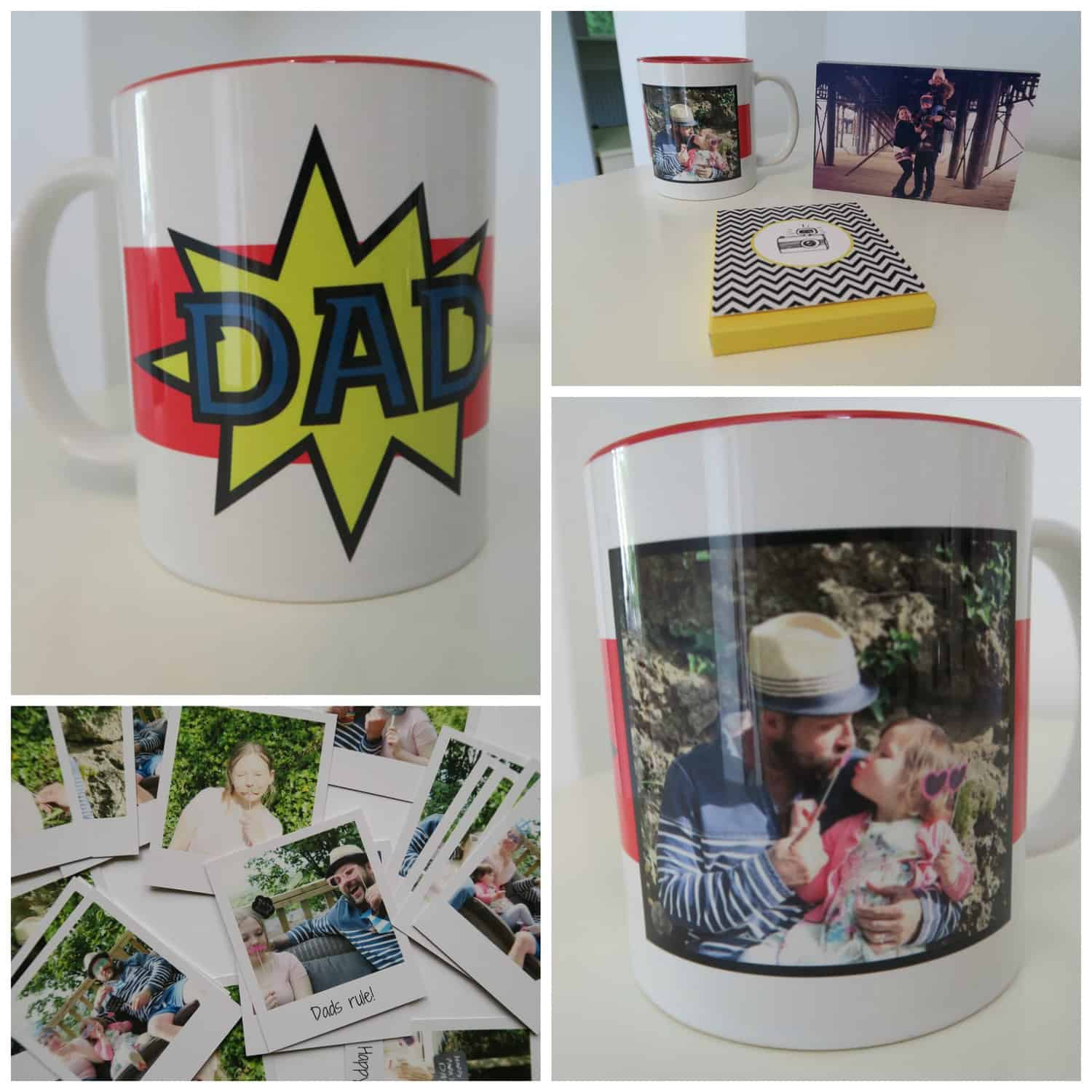 Photobox gifts for father's day