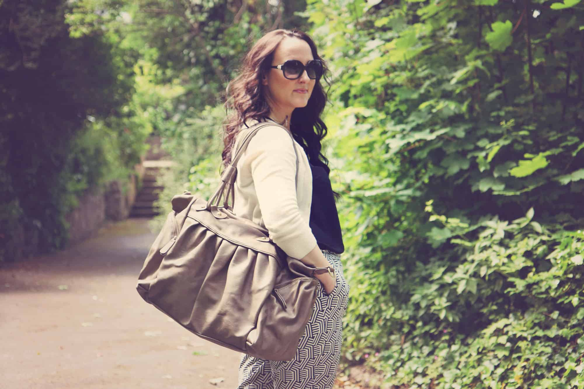 byStroom Ganly bag in mocha