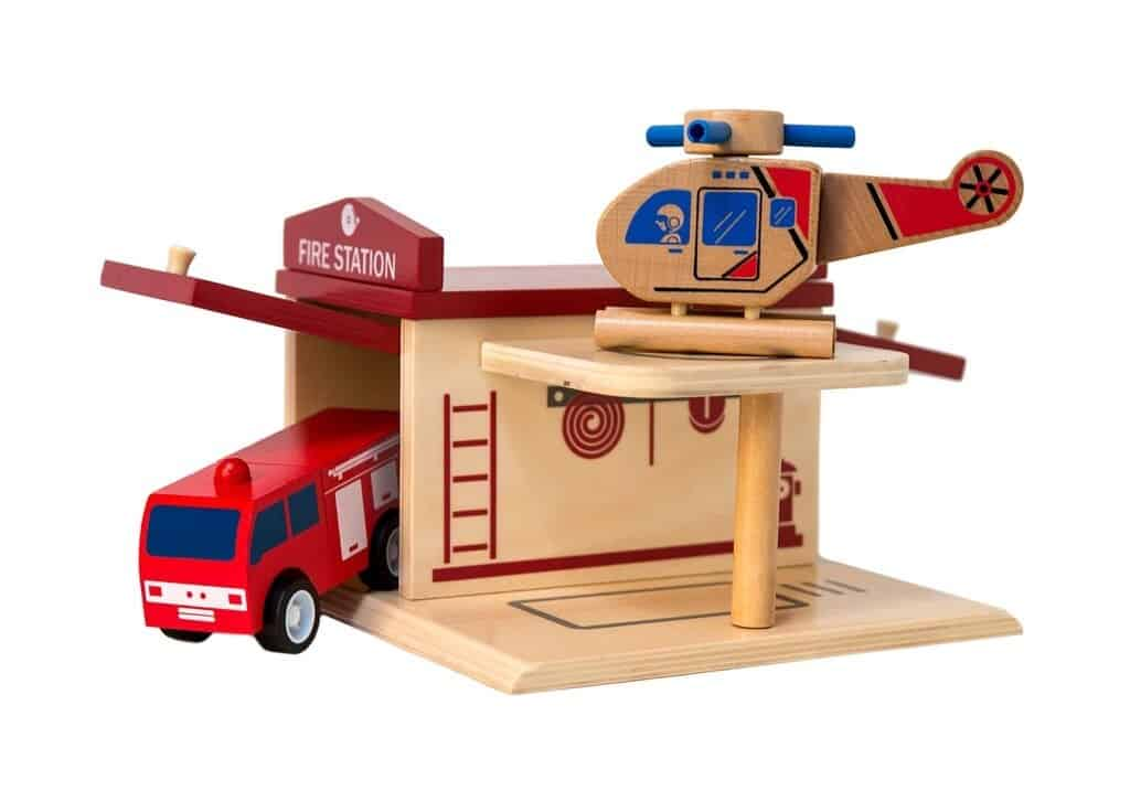 Click Clack fire station