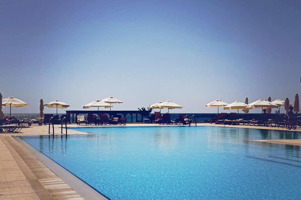 Bar pool Mark Warner Levante Beach Resort, Rhodes