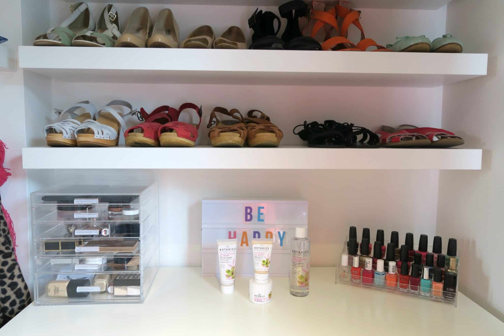 My daytime skincare routine with Boots Botanics All Bright range