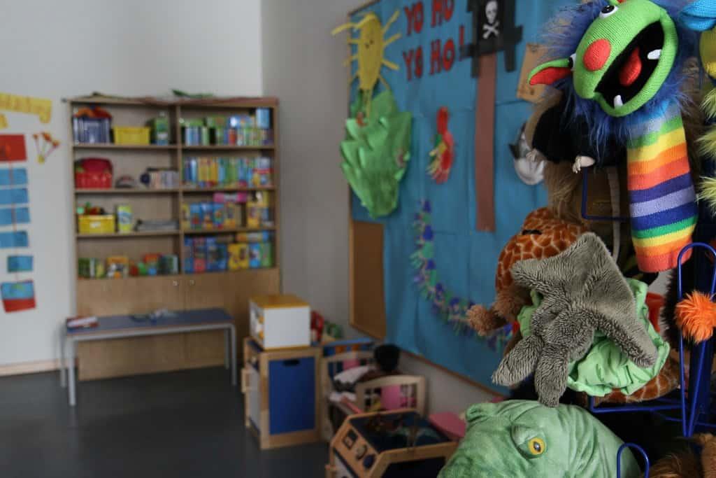 Childcare centre at Levante Beach Resort Mark Warner