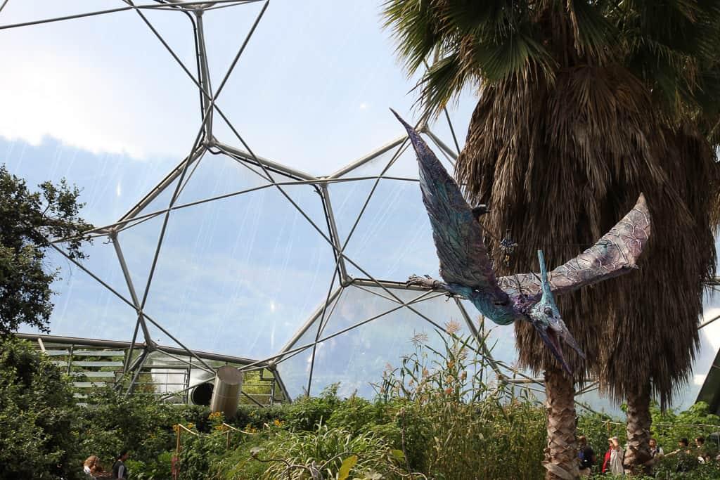 Inside Med biome Eden Project