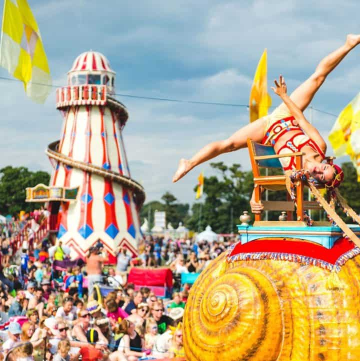 Five things we are most looking forward to at Camp Bestival