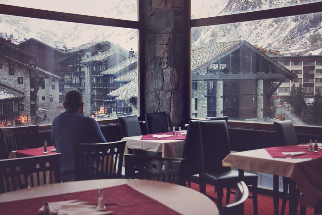 Restaurant Chalet Le Val d' Isere
