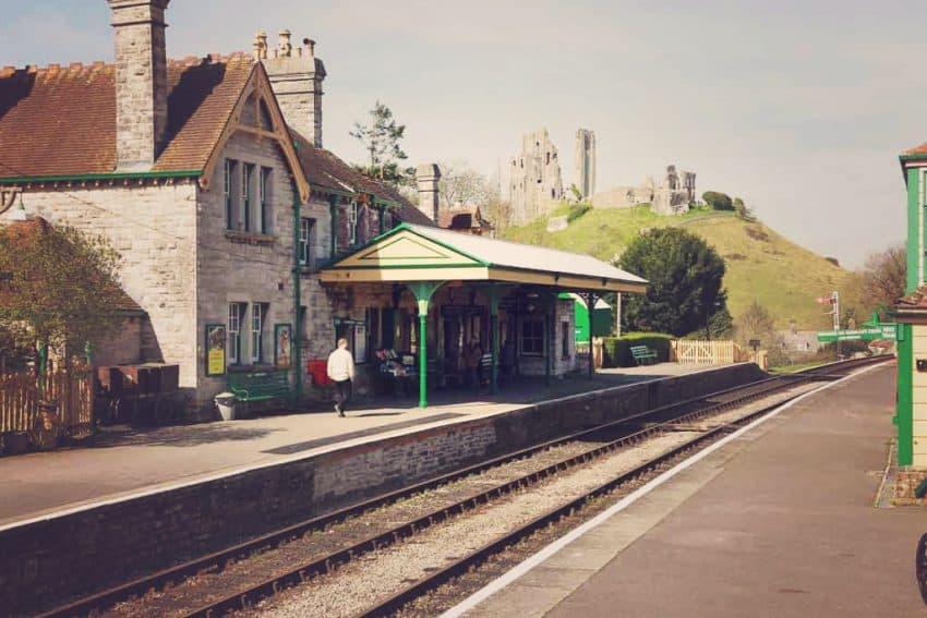 Corfe Castle Railway