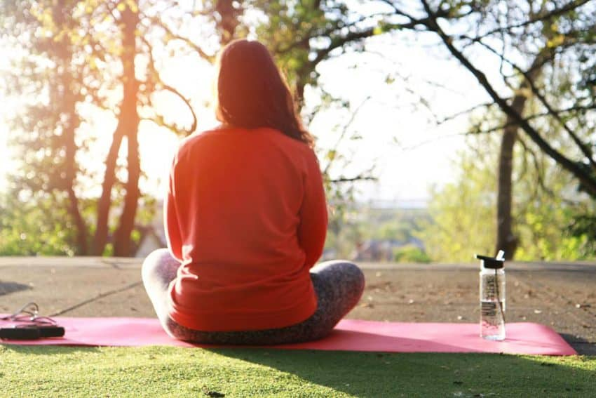 Yoga with Swisse