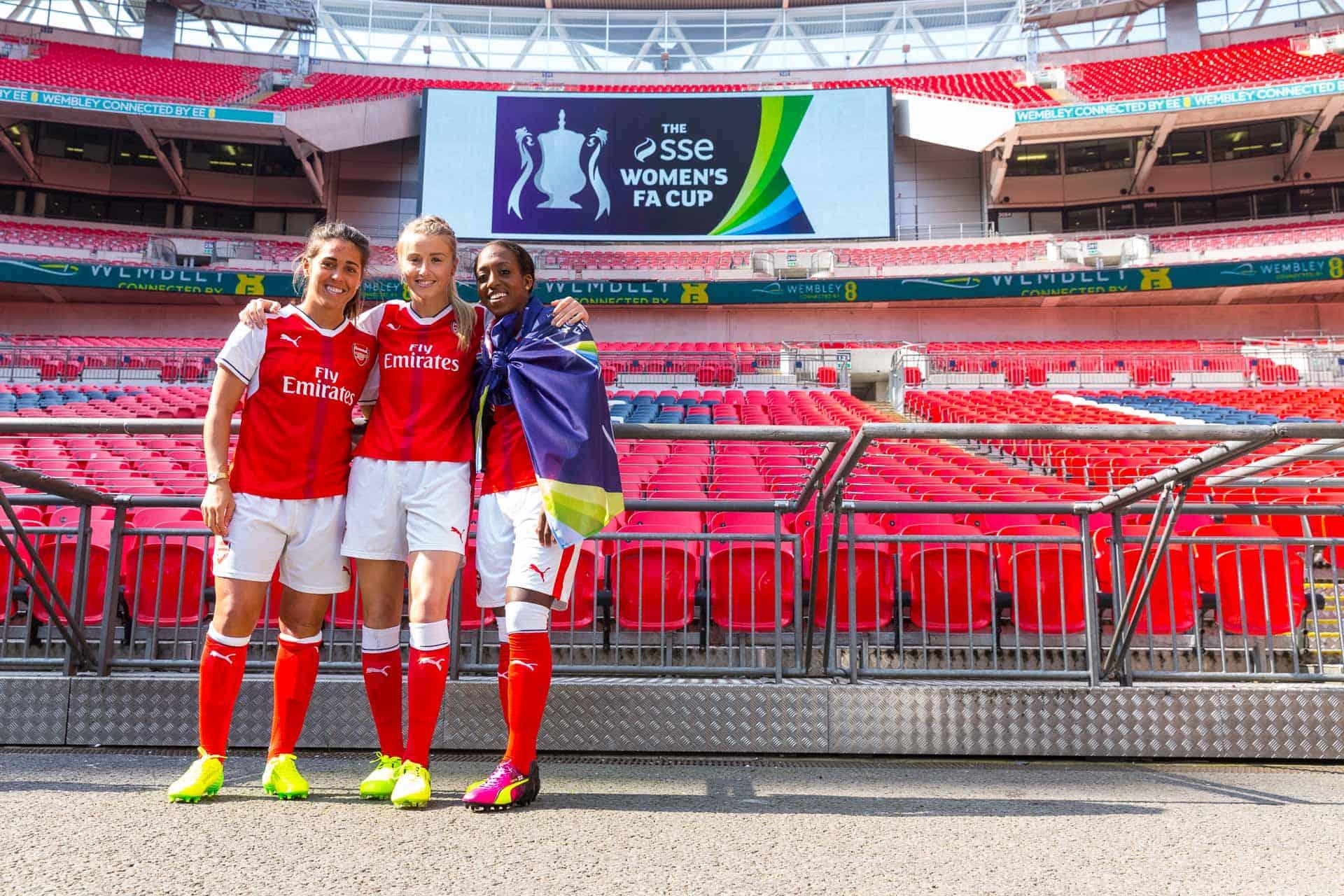 Women's FA Cup final SSE