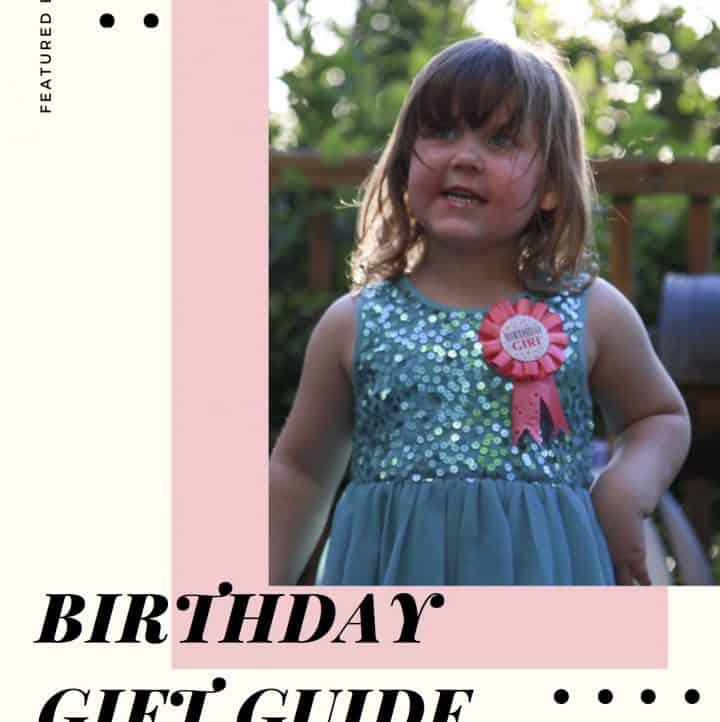 Birthday gift guide