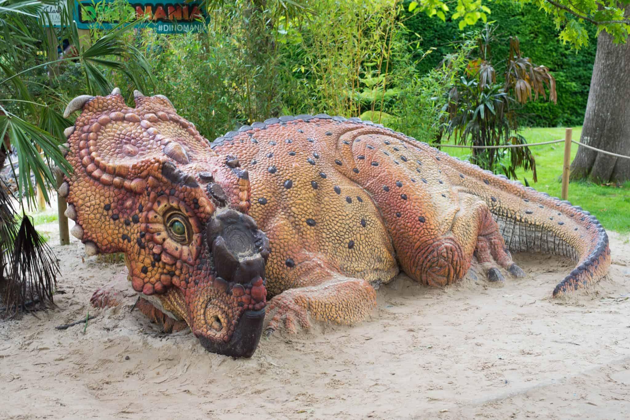Dinomania Bristol Zoo