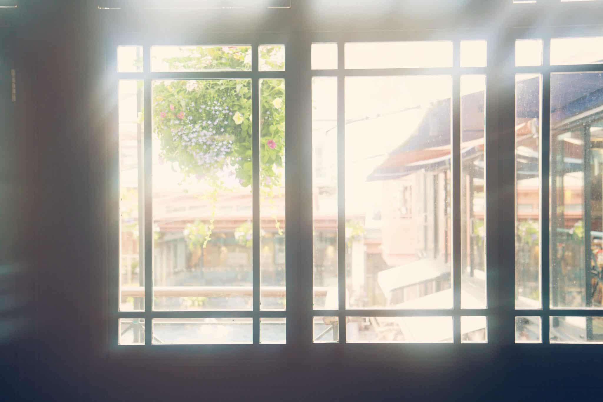 Clifton Lido Window