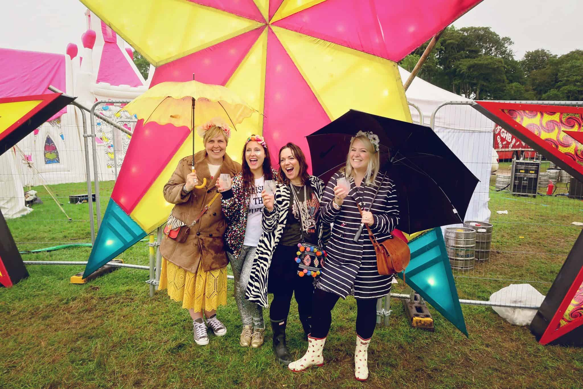 Bloggers Camp Bestival