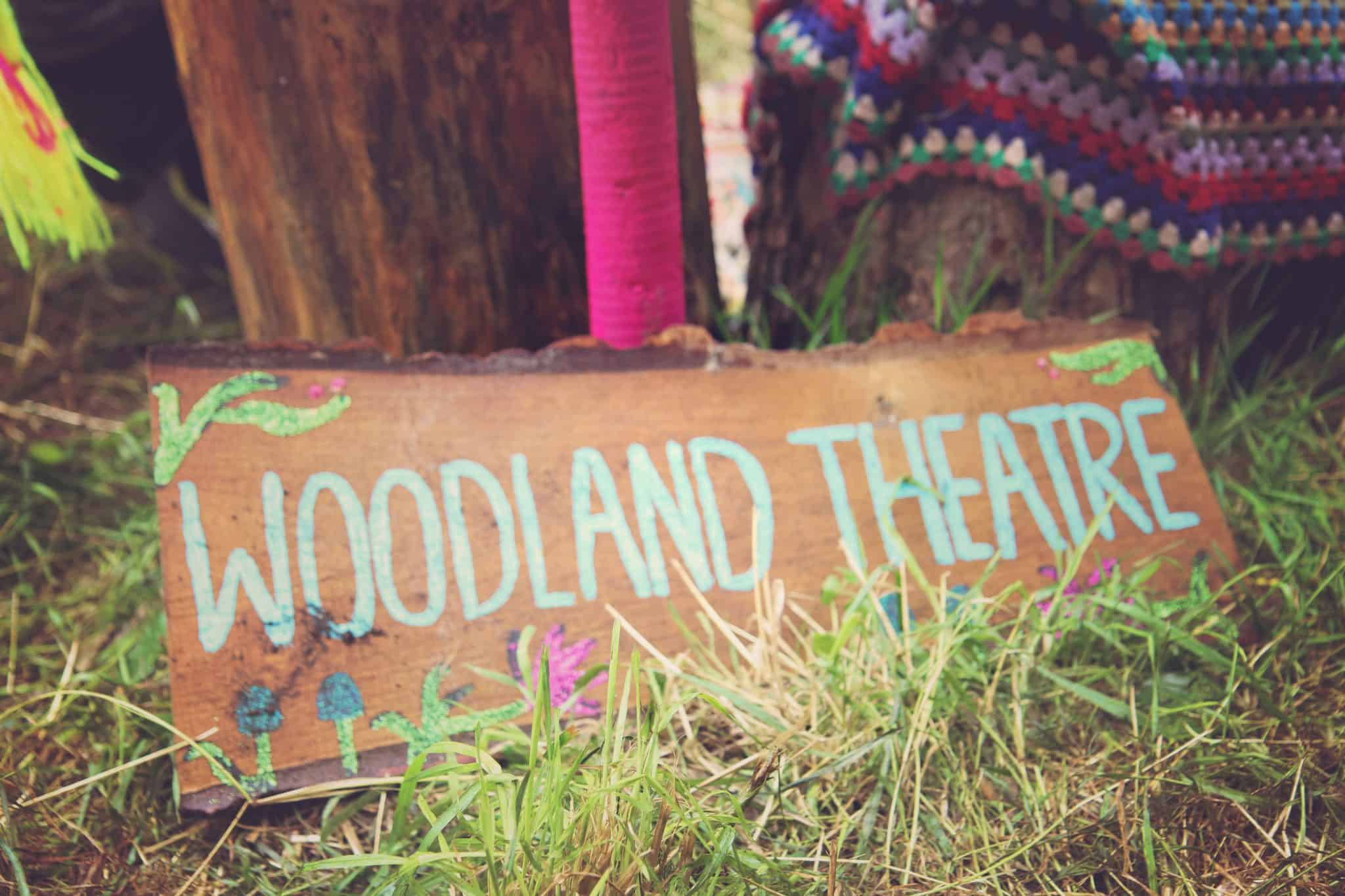 Woodland Theatre Camp Bestival