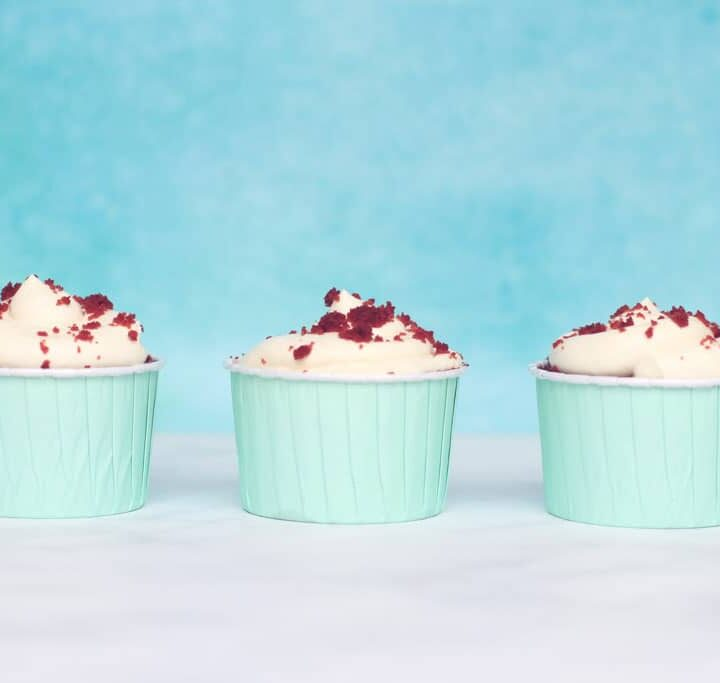 Weight Watchers Red Velvet Cupcakes