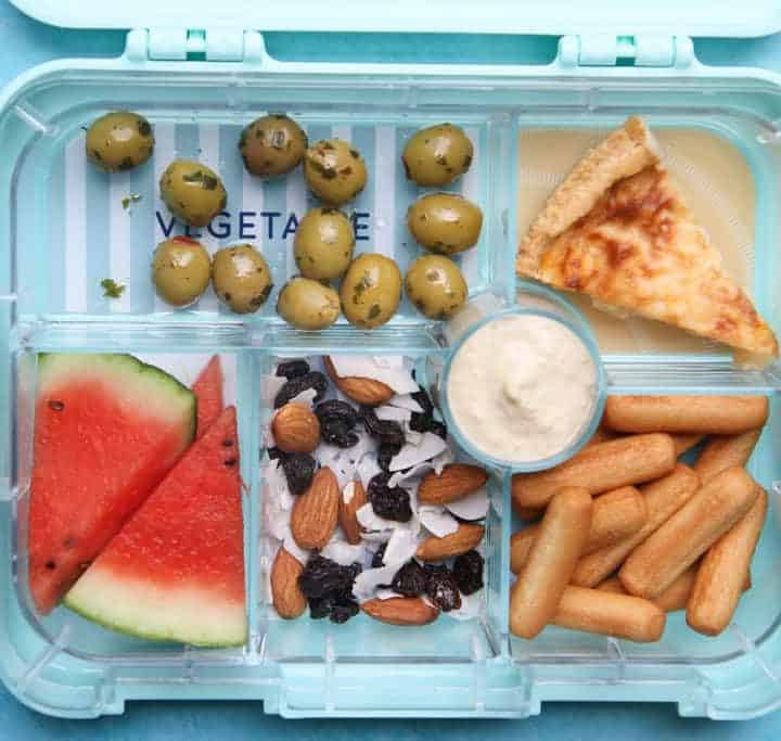 Back to School Lunch Ideas with Stuck On You Bento Box