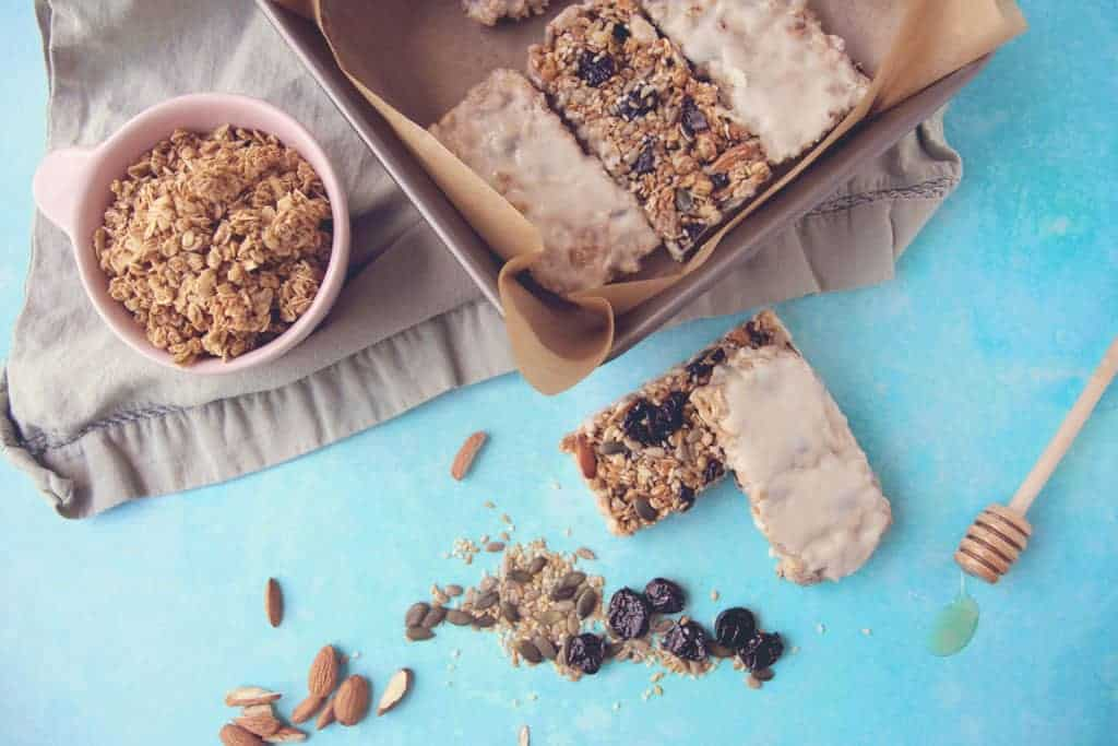 Pin on naked granola on the go