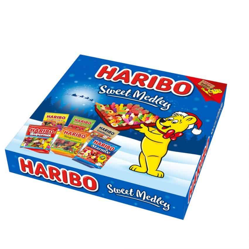 Haribo sweet medley