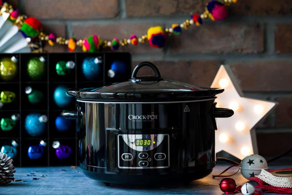 4.7 L digital Crock-Pot