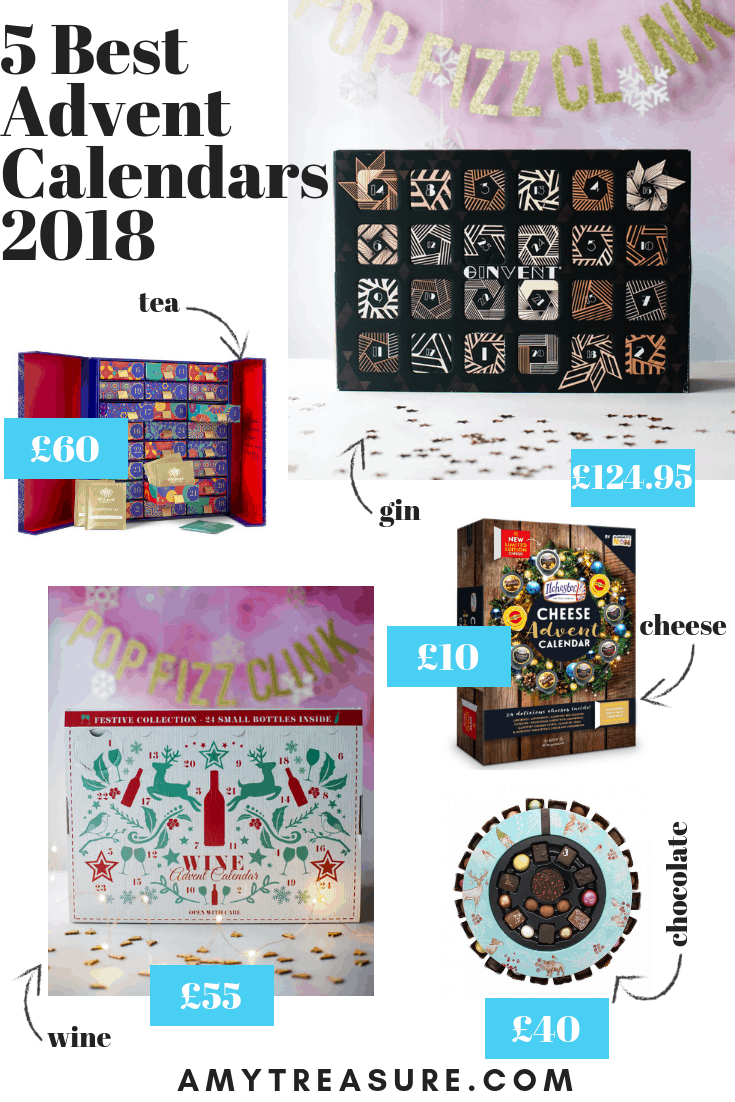 5 best advent calendars of 2018