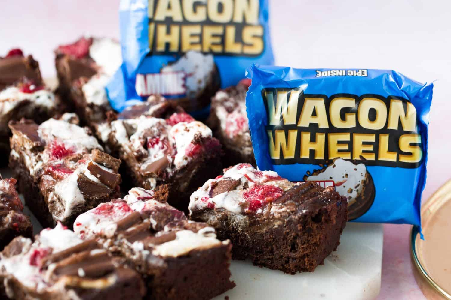 Brownies with a twist